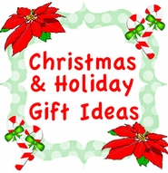 Christmas and Holiday Gift Ideas