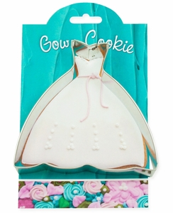 Ann Clark Cookie Cutters - Wedding Gown, Princess Dress