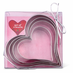 Ann Clark Cookie Cutters - Nesting Hearts