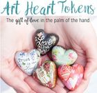 DEMDACO Art Heart Tokens - Love