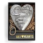 DEMDACO Art Hearts - Love You to the Moon and Back