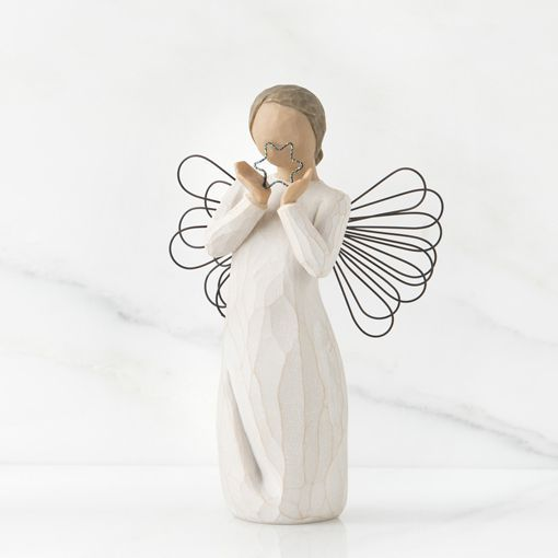 Willow Tree Bright Star Angel by Susan Lordi