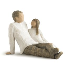 Willow Tree Father and Daughter by Susan Lordi from DEMDACO