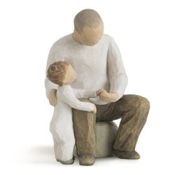 Willow Tree Grandfather Figurine by Susan Lordi from DEMDACO