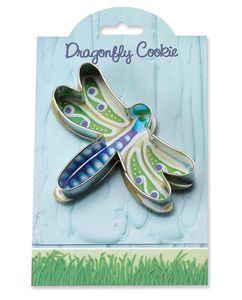Ann Clark Cookie Cutters - Dragonfly