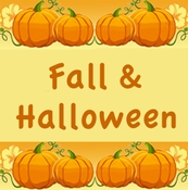 Fall, Thanksgiving and Halloween