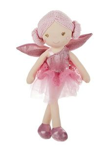 Ganz Asteria Fairy Dolls - Pink 15""