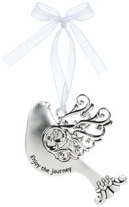 Ganz Blessing Birds Ornament - Enjoy the journey