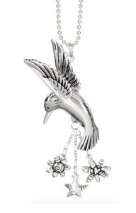 Ganz Car Charms - Hummingbird