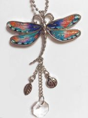 Ganz Car Charms - Delightful Dragonfly - Style E