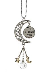 Ganz Car Charms - Love You to the Moon and Back