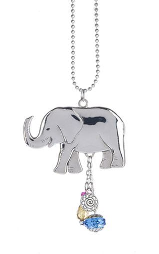 Ganz Car Charms - Lucky Elephant