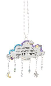 Ganz Car Charms - Ride a Unicorn