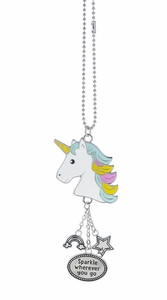 Ganz Car Charms - Sparkle Wherever You Go Unicorn