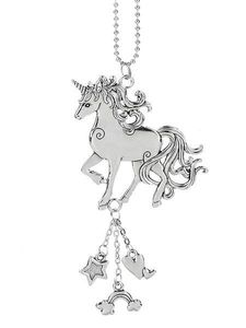 Ganz Car Charms  - Unicorn