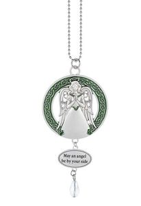 Ganz Celtic Car Charms - May an Angel be by Your Side