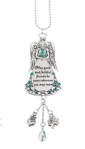 Ganz Celtic Car Charms - May good and Faithful Friends