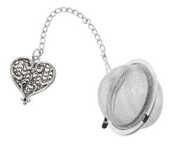 Ganz Charming Tea Infusers - Heart