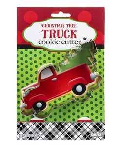 Ganz Cookie Cutters - Christmas Tree Truck