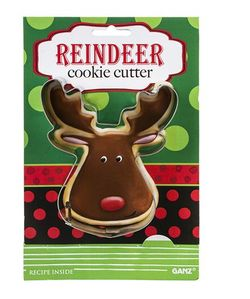 Ganz Cookie Cutters - Reindeer