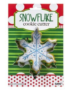 Ganz Cookie Cutters - Snowflake