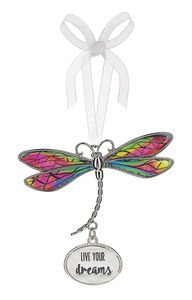 Ganz Dragonfly Ornaments - Live Your Dreams