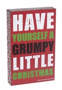 Ganz Grumpy Cat Box Sign - Have Yourself a Grumpy Little Christmas