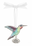 Ganz Hummingbird Ornaments - Our Friendship is a Beautiful Blessing