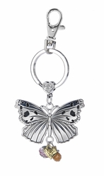 Ganz Key Rings, Keychains - Butterfly