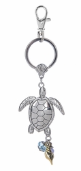 Ganz Key Rings, Keychains - Sea Turtle