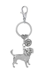 Ganz Key Rings - Beagle Dog