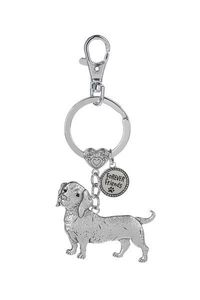 Ganz Key Rings - Dachshund Dog