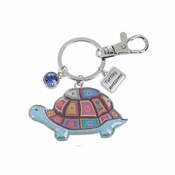 Ganz Key Rings - Happy Thoughts Turtles - Turtley Awesome