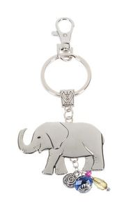 Ganz Key Rings - Lucky Elephant