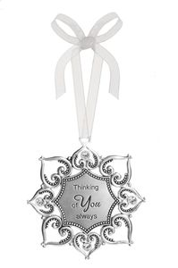 Ganz Loving Thought Ornaments - Thinking of You always