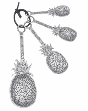 Ganz Measuring Spoons - Pineapples
