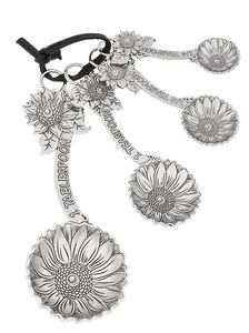 Ganz Measuring Spoons - Sunflowers