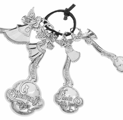 Ganz Measuring Spoons - with Kitchen Angels