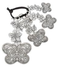Ganz Petite Measuring Spoons - Butterfly