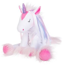 Ganz Ribbon Unicorn Plush Toy - 9 inch