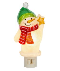 Ganz Snowman Night Light