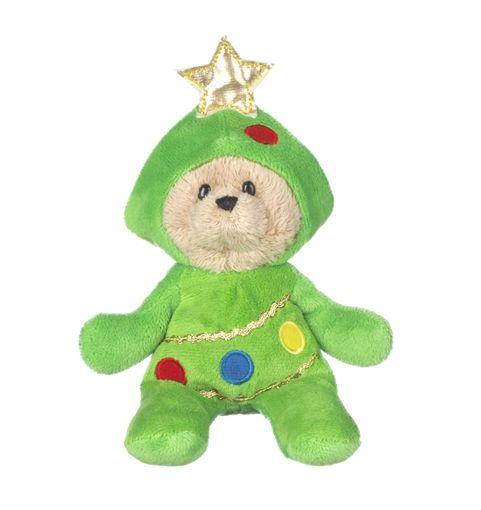 Ganz Wee Bears - Christmas Tree Holiday Bear