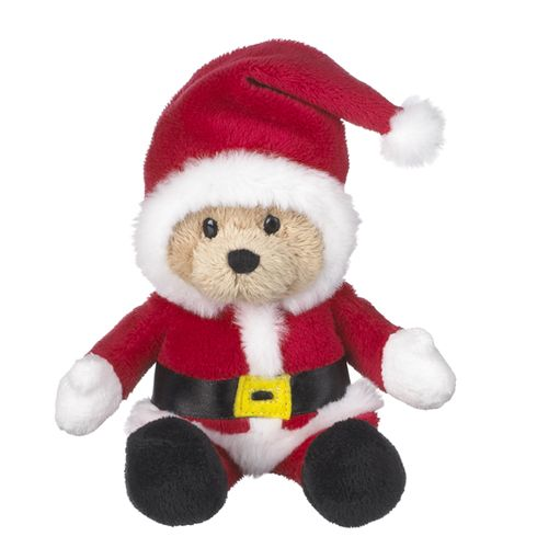 Ganz Wee Bears - Santa Claus Christmas Bear