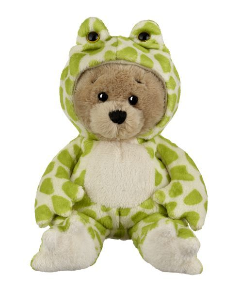 Ganz Wee Bears - Spotted Frog