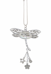 "Ganz ""You Sparkle and Shine"" Car Charms - Dragonfly"
