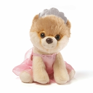 GUND Itty Bitty Boo Ballerina Pomeranian Dog Plush Toy 5""