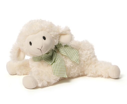 GUND Wellington Lamb Plush Toy - 10""