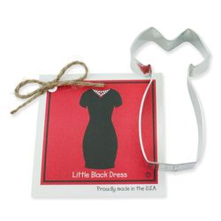 Ann Clark Cookie Cutters - Little Black Dress