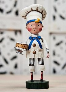 Lori Mitchell Billy Baker Chef Figurine 7""