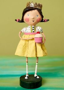 """Lori Mitchell Queen for a Day Figurine 6"""""""